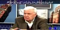 Sachi Baat (Aftab Ahmed Sherpao Exculsive Interview) - 16th February 2015