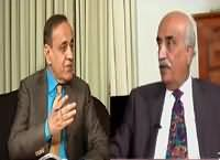 Sachi Baat (Khursheed Shah Exclusive Interview) – 18th February 2016