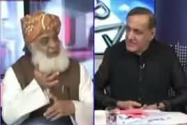 Sachi Baat (Maulana Fazal ur Rehman Exclusive) – 8th August 2017