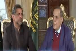 Sachi Baat (PM Shahid Khaqan Abbasi Exclusive) Part-2 – 6th January 2018