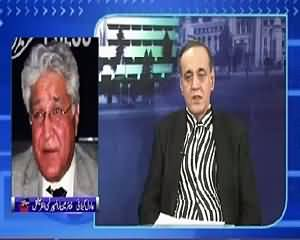 Sachi Baat (Sindh Can Be Freed From Corruption & Crime) – 7th July 2015