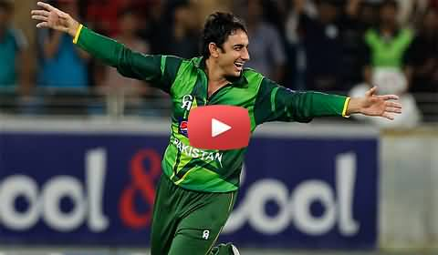Saeed Ajmal becomes highest wicket taker in T20 Match