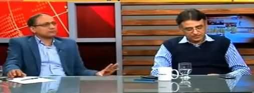 Saeed Ghani (PPP) Highly Praising Imran Khan's Cricketing Skills