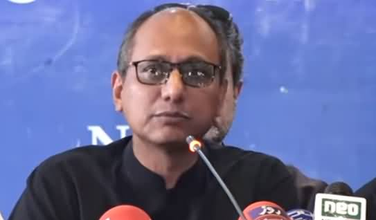 Saeed Ghani's Complete Press Conference - 5th September 2019
