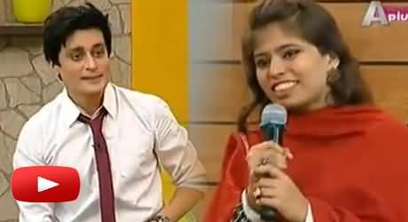 Sahir Lodhi Inspiring Pakistani Girls To be Shameless with Their Parents
