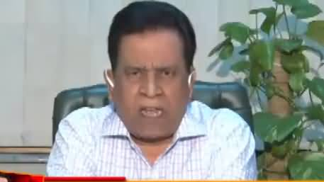 Saleem Bukhari Comments on Hasil Bizenjo's Controversial Statement About ISI