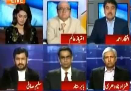 Saleem Safi Analysis on Mustafa Kamal's Press Conference Against Altaf Hussain