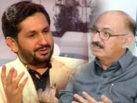 Saleem Safi and Irfan Siddiqui Column Fight - Saleem Safi and Irfan Siddiqui's Columns Against Each Other - Full Package