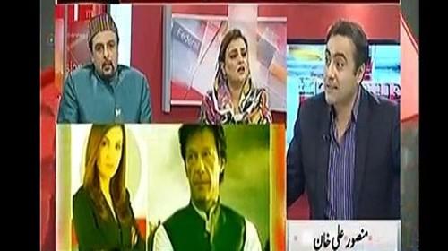 Salman Ahmad Challenges Reham Khan to file defamation lawsuit against him