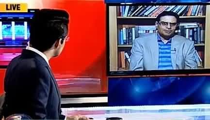 Salman Akram Raja Explains Under the Law How Govt Can't Stop Ayyan Ali