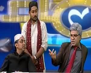 Samaa Char (Comedy Show) on Samaa News – 21st June 2015