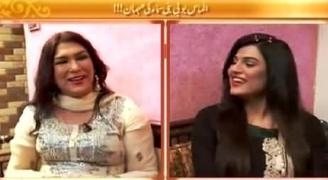 Samaa Kay Mehmaan (Almas Bobby Exclusive Interview) – 25th May 2015
