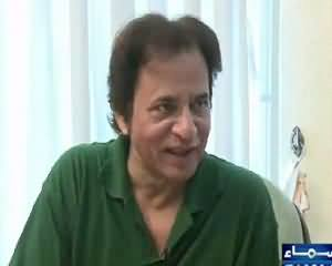 Samaa Kay Mehmaan (Film Star Ghulam Mohiuddin Special Interview) – 3rd August 2015