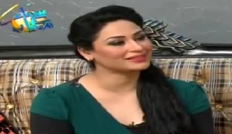 Samaa Kay Mehmaan (Humera Arshad Exclusive Interview) – 9th March 2015