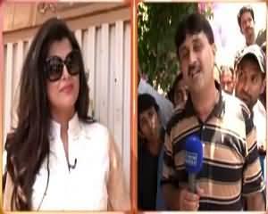 Samaa Kay Mehmaan (Jamshed Dasti Special Interview) – 15th June 2015