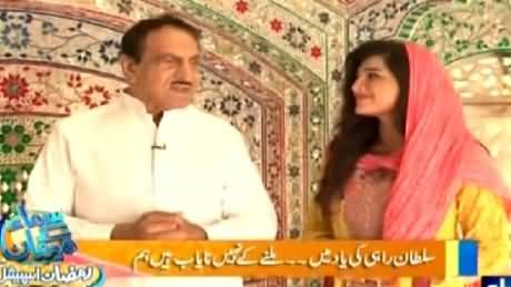 Samaa Kay Mehmaan (Mustafa Qureshi Special Interview) – 3rd July 2015