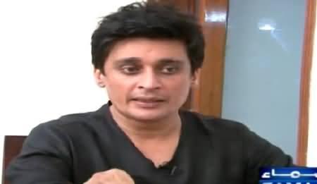 Samaa Kay Mehmaan (Sahir Lodhi Exclusive Interview) – 18th May 2015