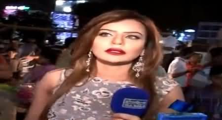 Samaa Kay Mehmaan (Special Program on Eid Shopping) – 17th July 2015