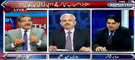 Sami Ibraheem Reveals Details About Imran Khan And Chaudhry Nisar Meeting