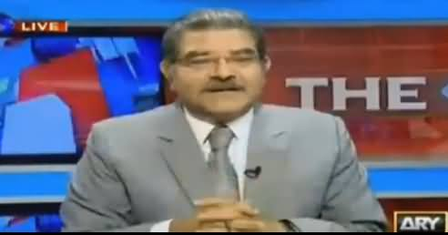 Sami Ibrahim Plays The Video of PMLN MNA Who Says That Nawaz Govt Is Incompetent
