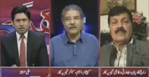 Sami Ibrahim's Mouth Breaking Reply To The Indian Defence Analyst
