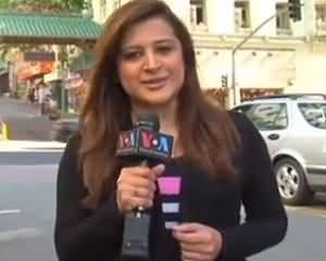 Sana Ek Pakistani on VOA News - 18th July 2013