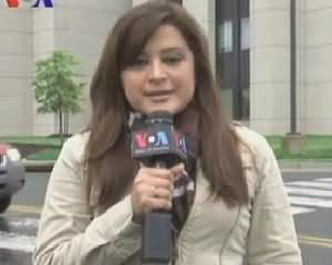 Sana Ek Pakistani on VOA News - 20th June 2013