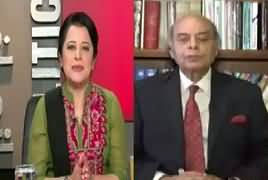 Sana Mirza Live (Anusha Rehman Snatched Journalist's Mobile) – 22nd February 2017