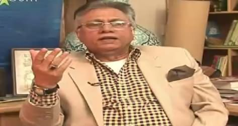 Sana Mirza Live (Hassan Nisar Special Interview on Latest Issues) – 9th February 2016