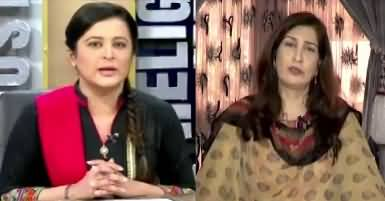 Sana Mirza Live (Hussain Nawaz Ki JIT Mein Paishi) – 1st June 2017