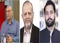 Sana Mirza Live (Imran Khan Ka Parliament Ka Boycott) – 5th October 2016