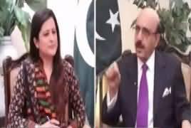 Sana Mirza Live (Jago Bharat Jago, Kashmir Ja Raha Hai) – 11th April 2017