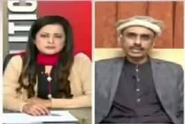 Sana Mirza Live (Karachi Ki Awam Kis Ke Sath?) – 5th January 2017