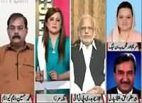 Sana Mirza Live (Local Bodies Elections in Punjab) – 28th October 2015