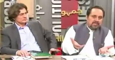 Sana Mirza Live (Mulki Siasat Ka Mahool Garm) – 4th July 2017
