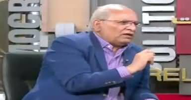 Sana Mirza Live (Mushahid Ullah Exclusive Interview) – 13th June 2017