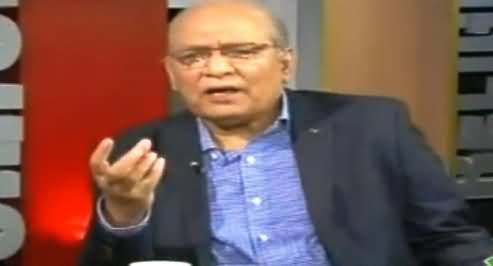 Sana Mirza Live (Mushahid Ullah Khan Exclusive Interview) - 10th August 2016