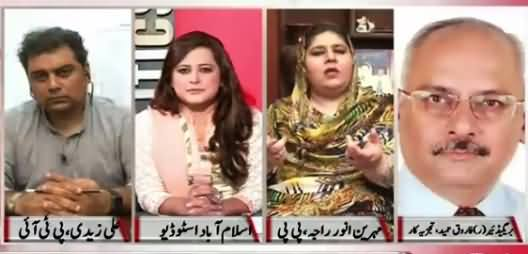 Sana Mirza Live (NAB Is Not Doing His Job Well - Analysts) – 2nd September 2015