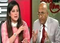 Sana Mirza Live (Question Mark on National Action Plan) – 25th October 2016