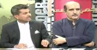 Sana Mirza Live (Who Leaked Picture of Hussain Nawaz) – 6th June 2017