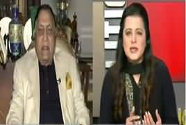 Sana Mirza Live (Who Will Be New Governor Sindh?) – 12th January 2017