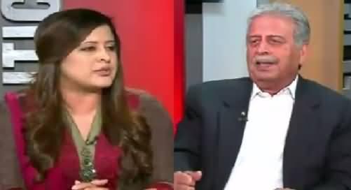 Sana Mirza Live (Will Nawaz Sharif Resign?) – 4th May 2016