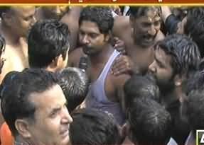 Sar e Aam - 8th June 2013 (Load Shedding Ki Asal Waja Kia Hai...?)
