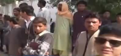 Sar e Aam (Pakistan Mein Maut Bant-ti Basein) - 12th January 2018