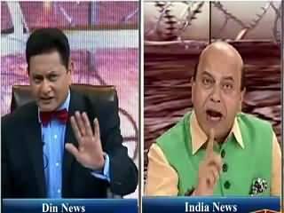 Sarhad Paar (Debate Between Pak India Analysts) – 2nd August 2015