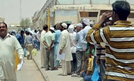 Saudi Arabia Grants Legal Status to 8 Lac Pakistanis