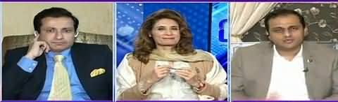 Sawal Amber Shamsi Kay Sath (Discussion on Current Issues) - 25th February 2019