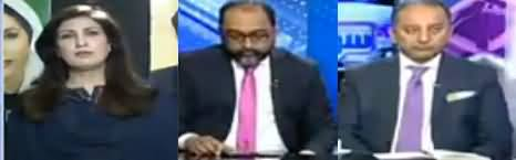 Sawal Amber Shamsi Kay Sath (NAB Law Mein Tabdeeli Ki Zarorat?) - 8th January 2019