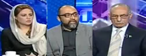 Sawal Amber Shamsi Kay Sath (Pak Saudi Relations) - 18th February 2019