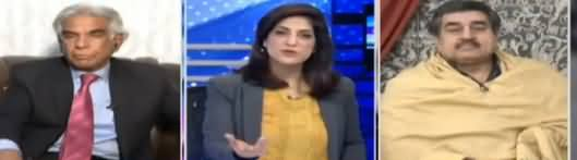 Sawal Amber Shamsi Kay Sath (Talk With Faisal Vawda, Fake Accounts Case) - 10th January 2019
